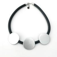 Halsband i aluminium, ALU014
